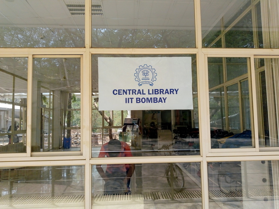 Central Library, IIT Bombay