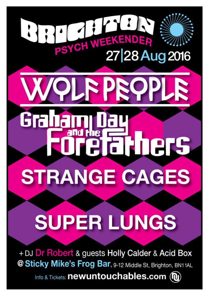 Brighton Psych 2016