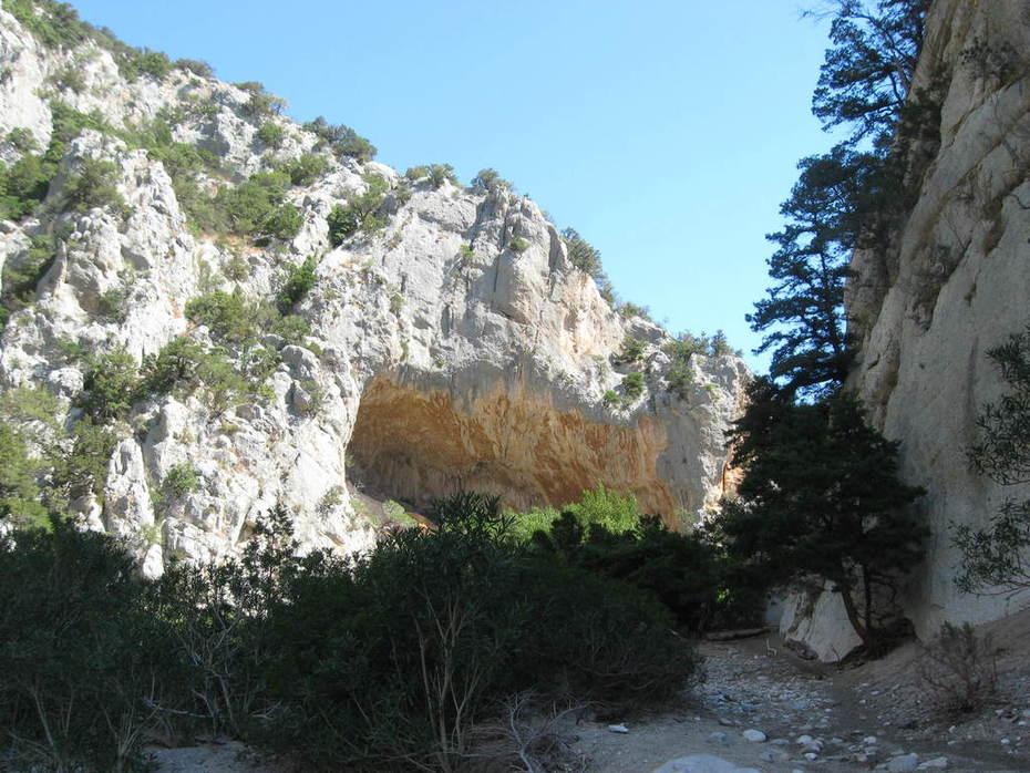 Moon cave sector, Cala Luna, Sardegna, Italy