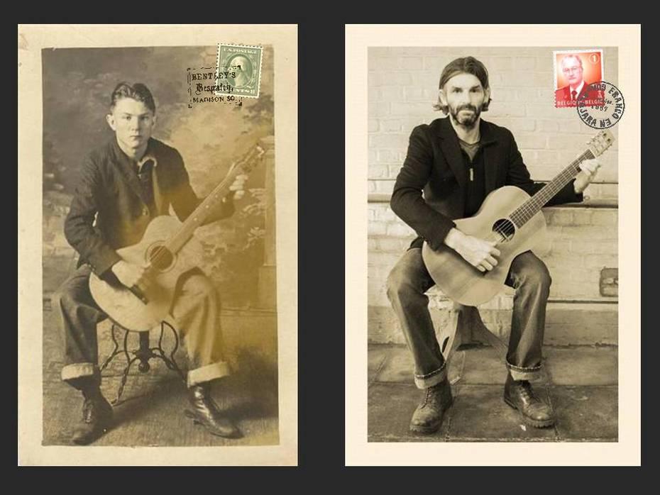 Postcard Parlor Guitar