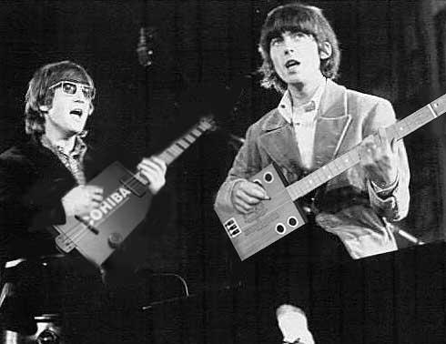 The Cigar Box Beatles!!