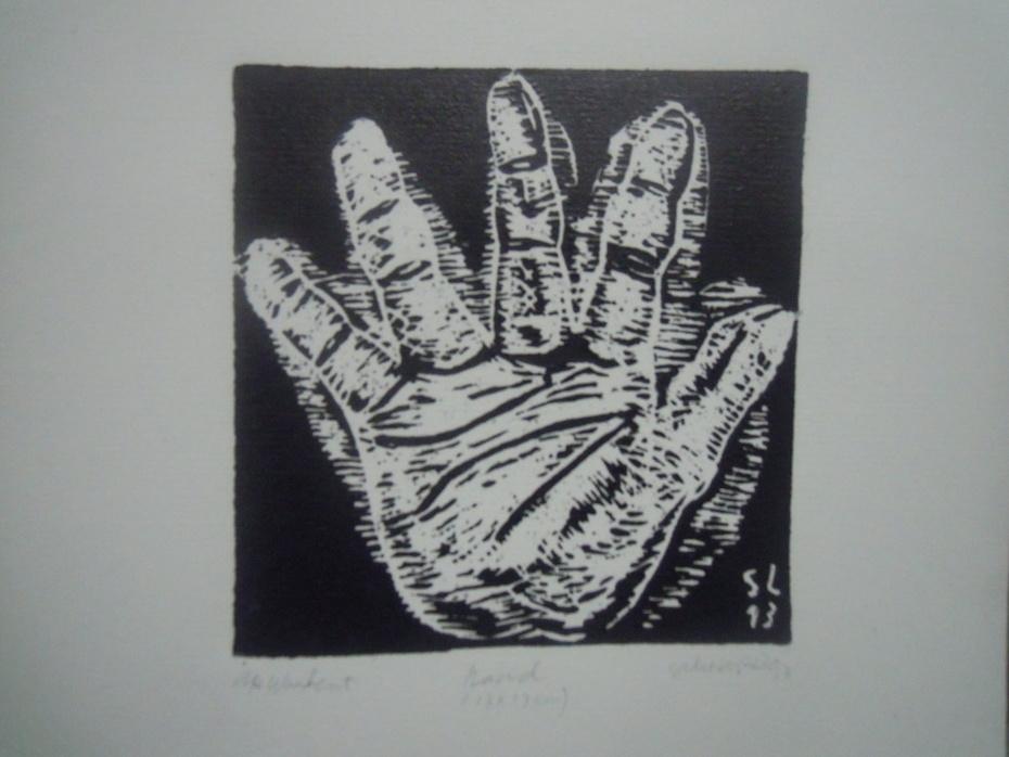 palm hands