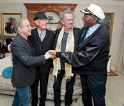 Paul, Leneord, Keith and Chuck