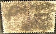 Portomerke med delvis stående VM