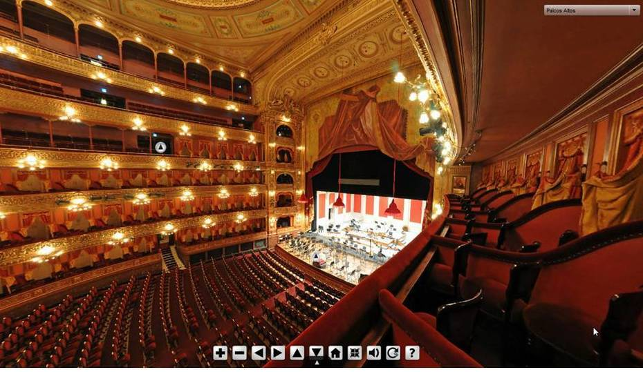 Teatro Colon. Argentina