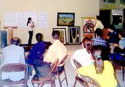 Entrenamiento a profesores de inglés del IHCI, Honduras
