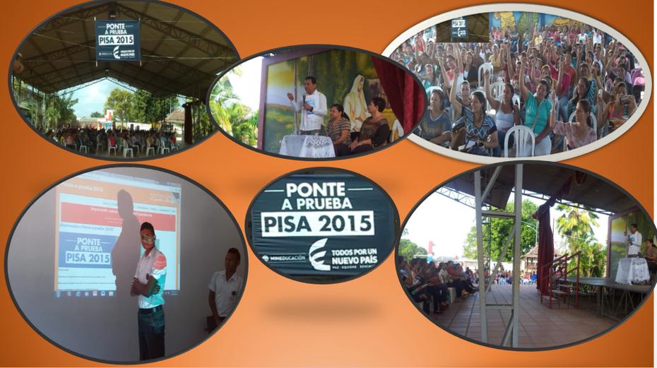 Ponte a prueba con PISA 2015