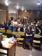 """Encuentro Argentina-Uruguay """"Docentes Emocionalmente Inteligentes """"Salón de actos Divina Pastora"""