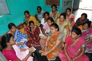 SALT visit at Manapeta Drop in centre