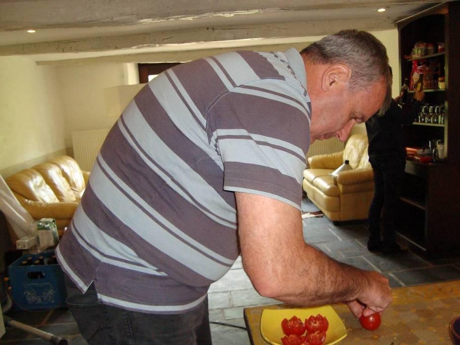 Geoff- art of chopping veggies