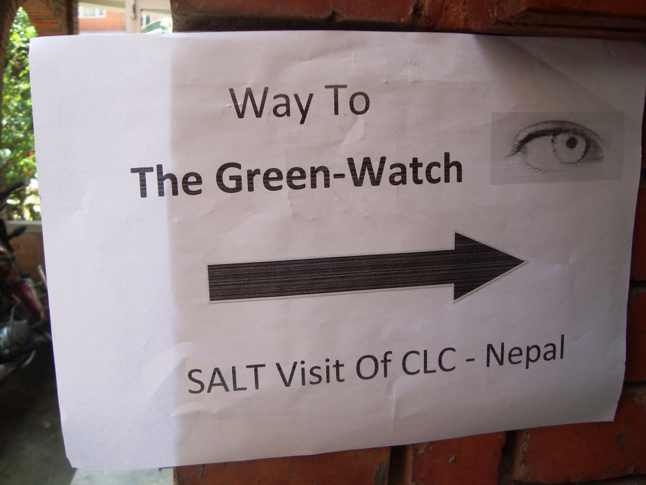 Self assessment on green and clean Nepal