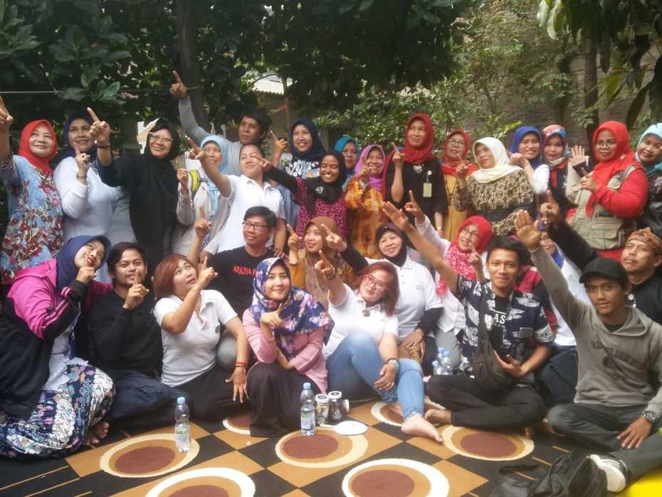 Bandung AIDS Competence Squad!