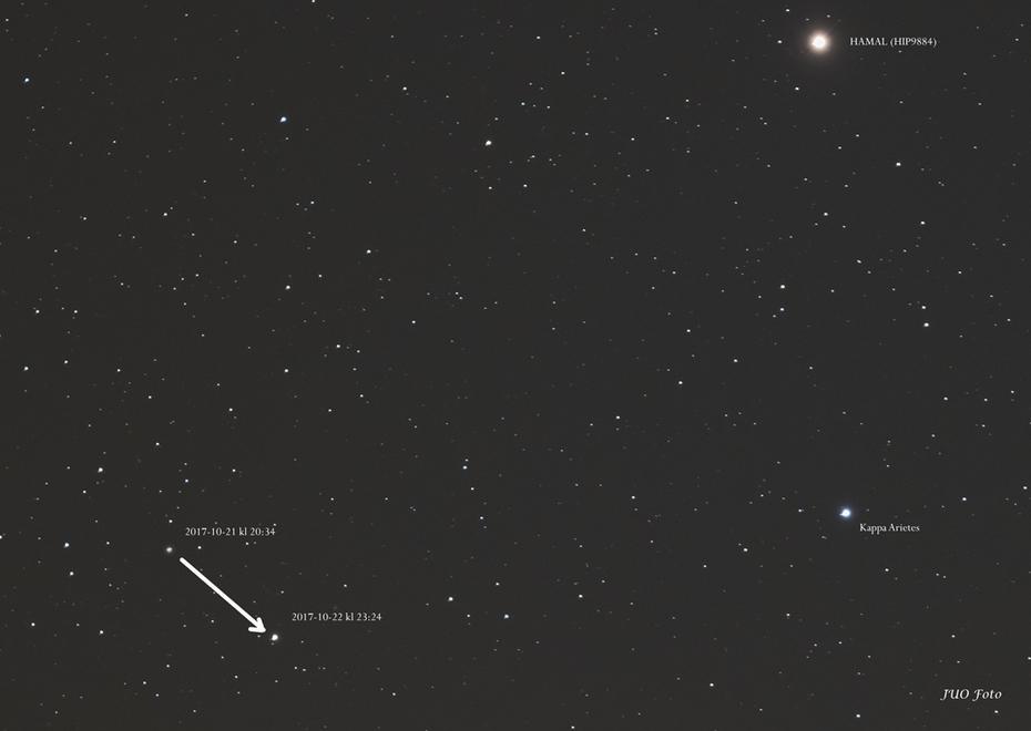 Asteroiden Iris