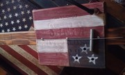 Old Glory in honor of Gettysburg 150th