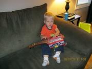 Grandson Gets His Uke