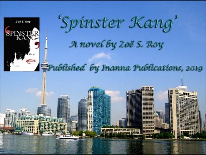 Spinster Kang (novel)--Book trailer