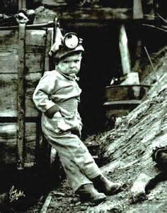 child coal miner