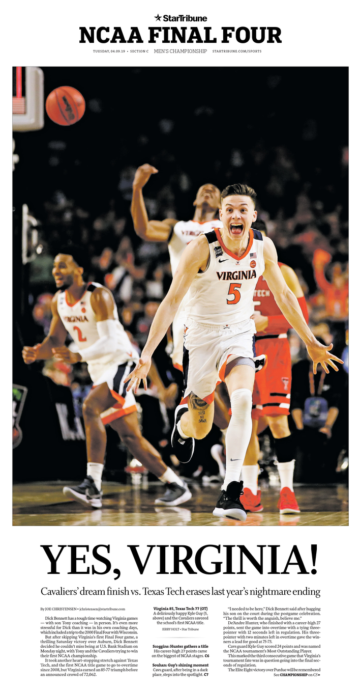 NCAA Title Game (Postgame)