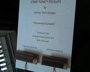 CrapTone Pickups # 4 & # 5