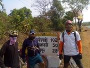 Mumbai - Goa Cycling Expedition on 26.01.2010