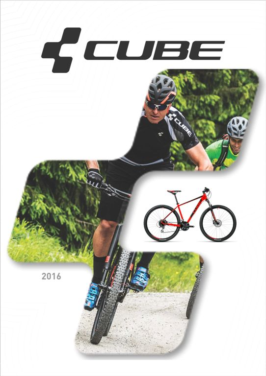Cube Bike Catalogue