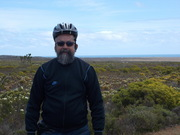 "Thursday(22-9-2016) :-""Cape Point Nature Reserve"" cycling with ""Baz Bus"" Tours."