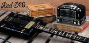 - Cigar Box Guitar -