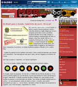 CAS no GLOBO (blog MPB PLAYER)