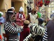 Carnaval em Basel Suiça