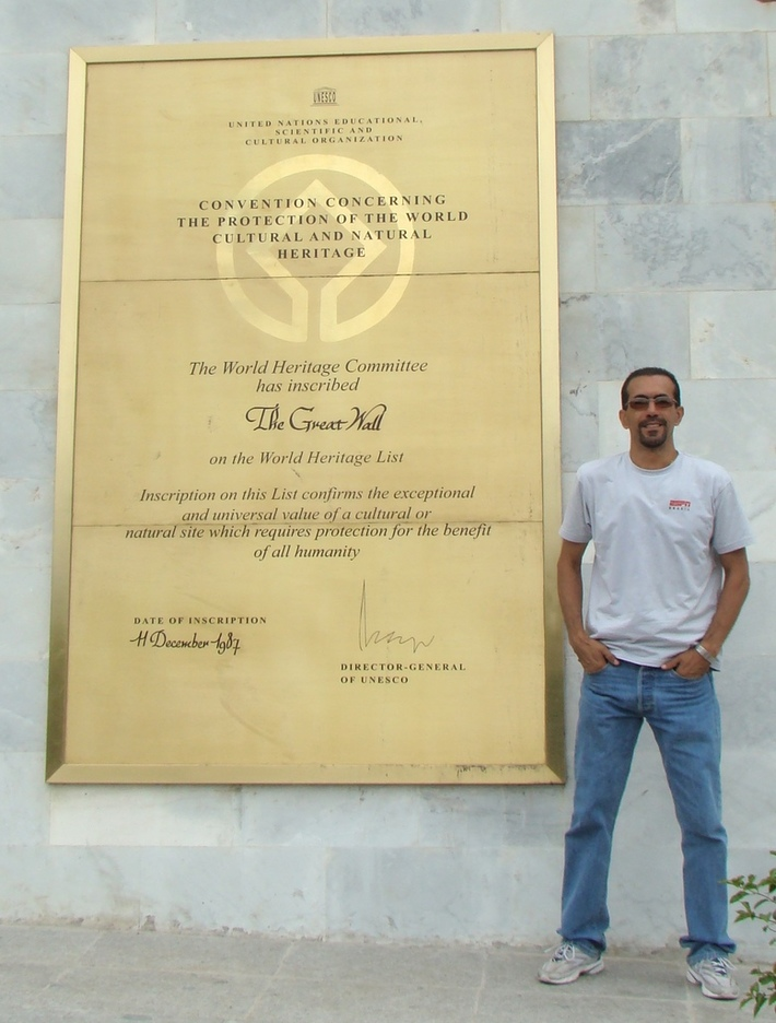 Grande Muralha - Monumento da Humanidade