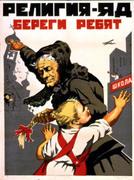 Religião é veneno, proteja as crianças