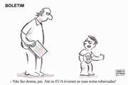 CHARGES E TIRINHAS