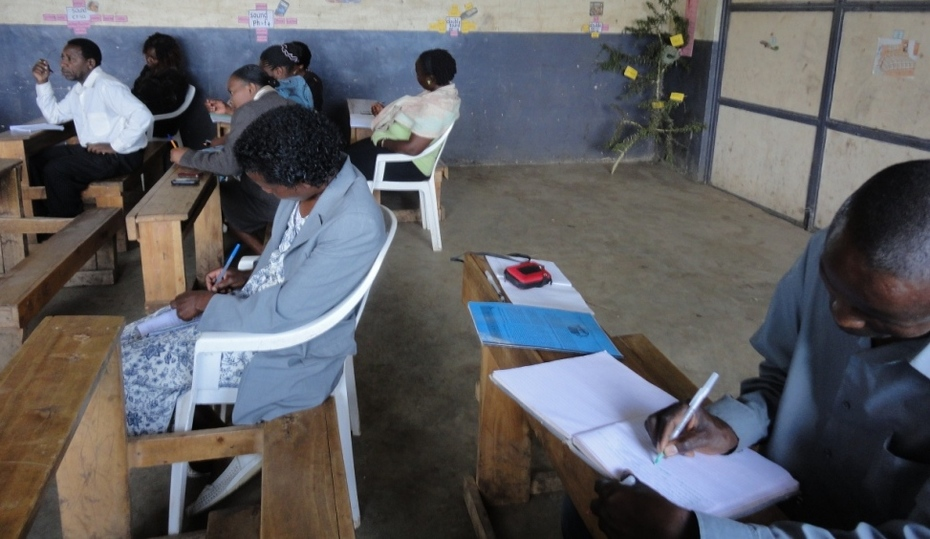 INSET - Echariria Primary School, Gilgil