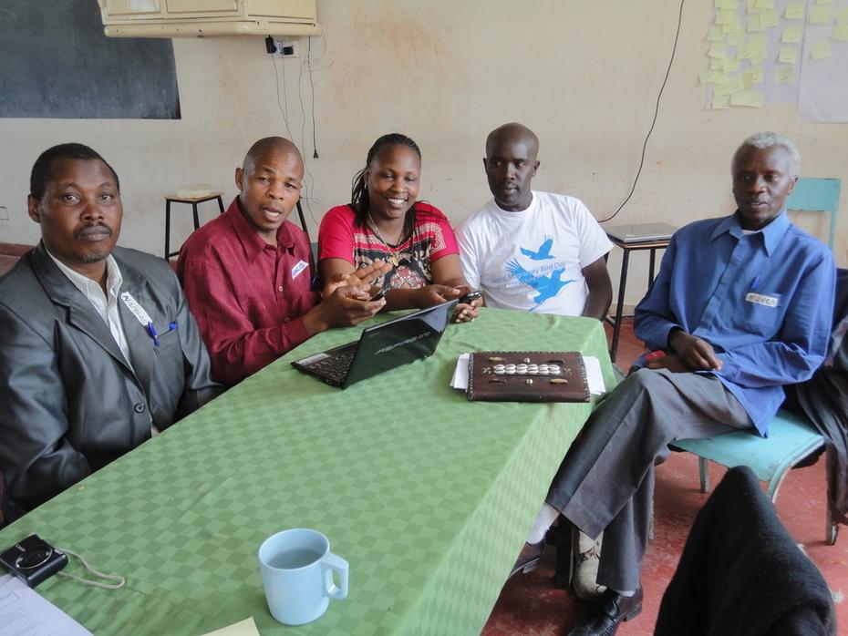 Facilitator Trainees 2013