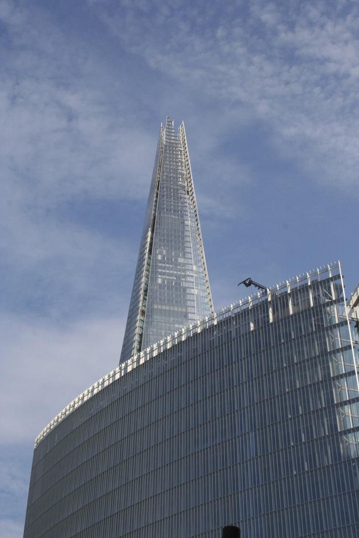 The Shard from London Bridge