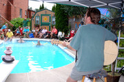 Jack Mosley Pool Party