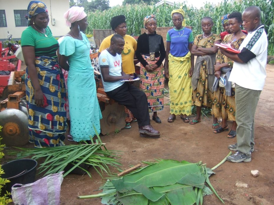 Trip 1 (May 2013): practical field trials