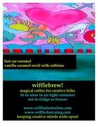 Fast Car Caramel Wifflebrew