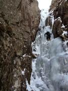 Raven Crag Gully, Borrowdale