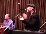 Matthew Kahler and Shawn Mullins at Eddie's Attic, 2012