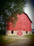 Restored Jaworski Barn