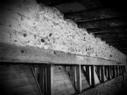 Stone Barn Feed Doors