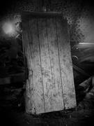 Old Stone Barn Doors