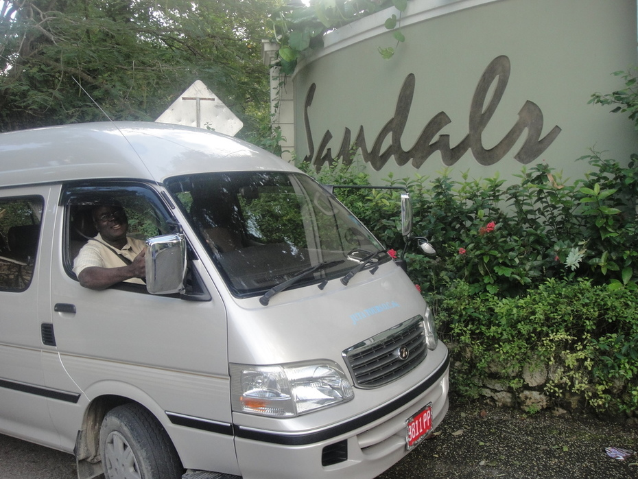 Noel Services Sandals and all of the Other Fine Resorts in Ocho Rios