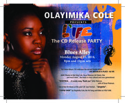 "Olayimika Cole Presents ""LIFE"""