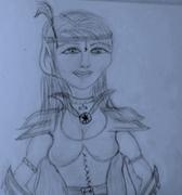 Elven/Fae Sketches