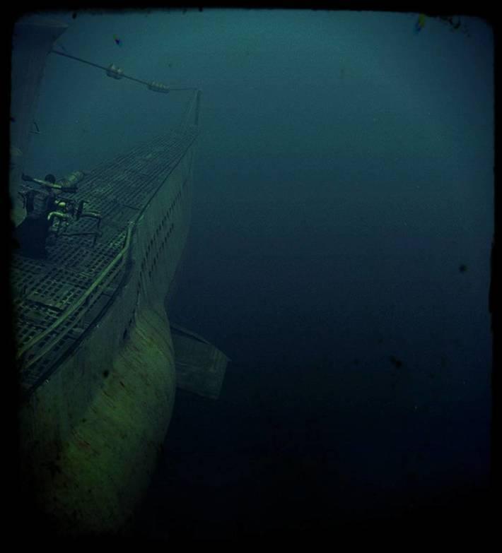 Diving U Boat