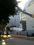 California Science Center removes planes from aerospace gallery