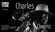 """LaLa Land - Saxman"" CHARLES OWENS · DwighTrible Presents 12/8/18"