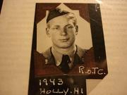 R.O.T.C.  1943